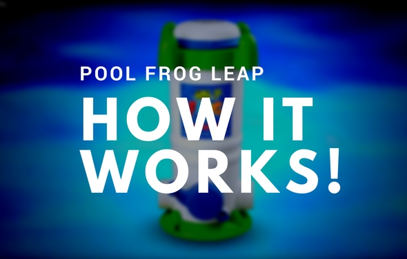 Pool Frog Leap System - How it works