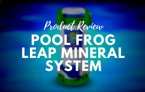 Pool Frog Leap Mineral System