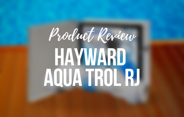Hayward Aqua Trol RJ Salt Chlorine Generator AQ-TROL-RJ
