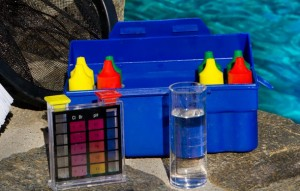 Monthly Pool Maintenance Chemical Test