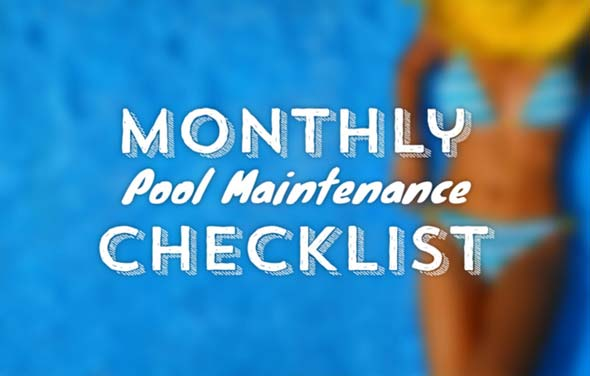 Monthly Pool Maintenance