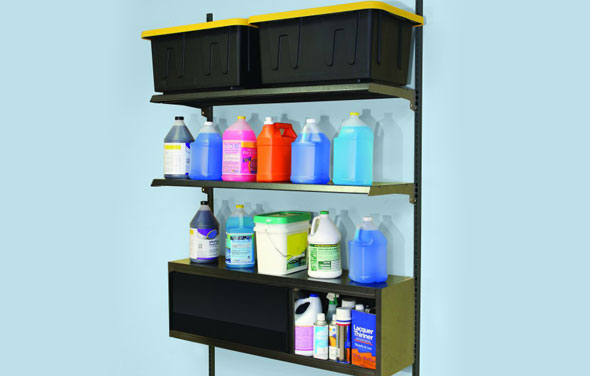 Storing Pool Chemicals