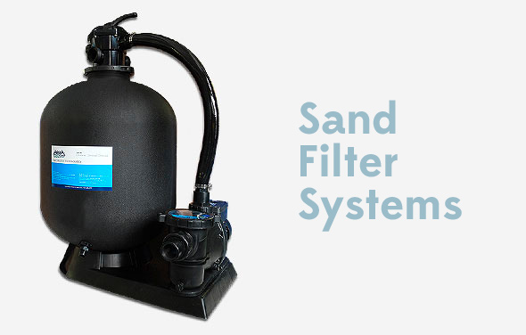 Shop Sand Filter Systems