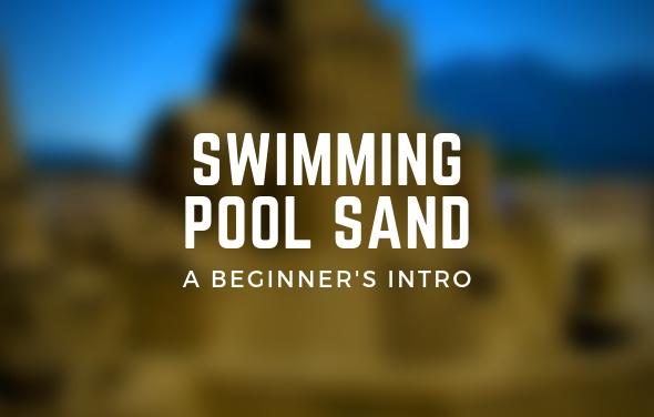 Swimming Pool Sand