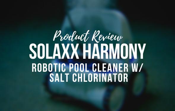 Solaxx Harmony Pool Cleaner
