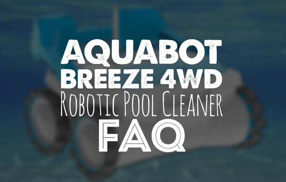 Aquabot Breeze 4WD