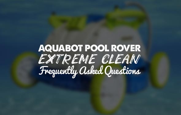 Aquabot Pool Rover Extreme Clean