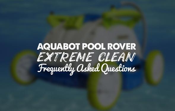 Aquabot Pool Rover Extreme Clean