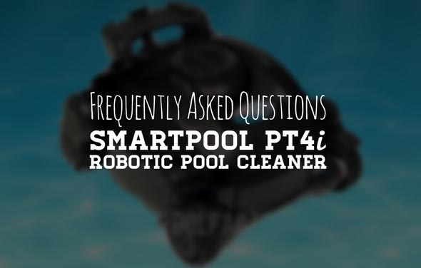 Smartpool PT4i Robotic Pool Cleaner