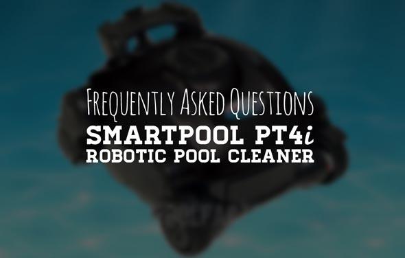 Smartpool PT4i Robotic Pool Cleaner