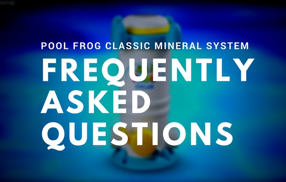 Pool Frog Classic Troubleshooting (FAQ)