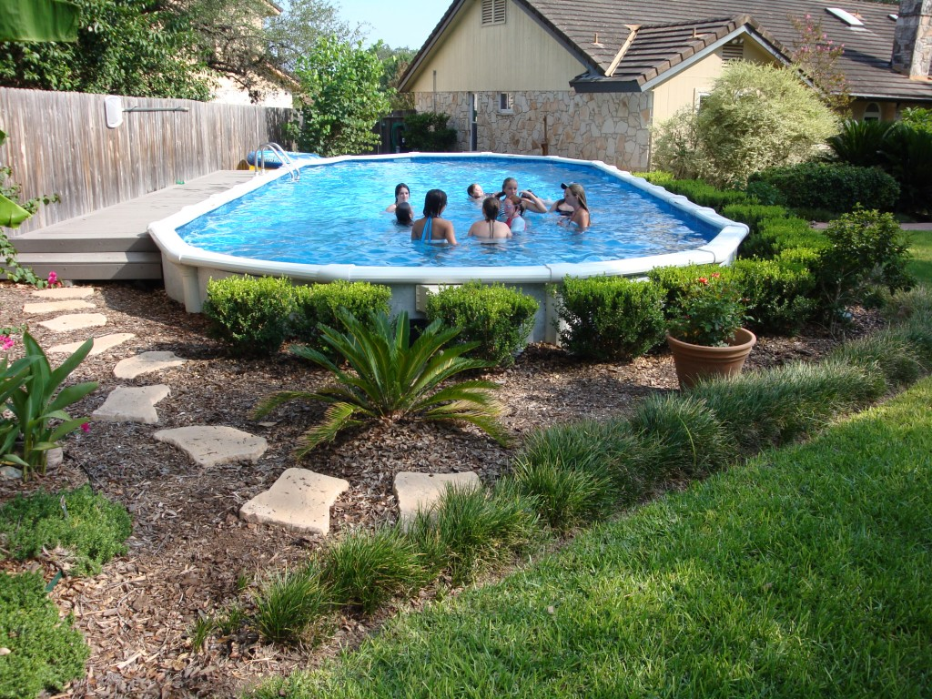 Above Ground Swimming Pools Are A Great Choice