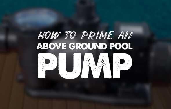 Above Ground Pool Pump
