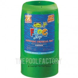 Pool Frog Leap Anti Bac Mineral Pac