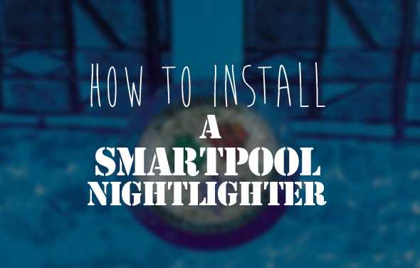How to install a smartpool nightlighter - How to install a swimming pool light ...
