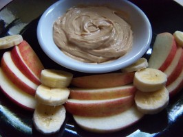 Peanut Butter Fruit Dip
