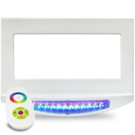 Multi-Color LED Skimmer Face Plate