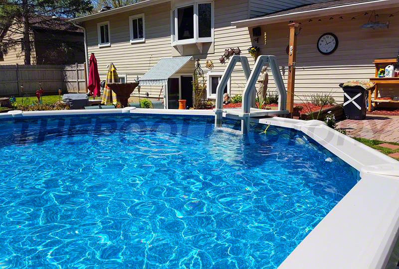 Above Ground Swimming Pools - Are a Great Choice