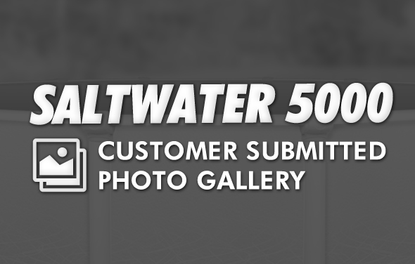 Saltwater 5000 Swimming Pool