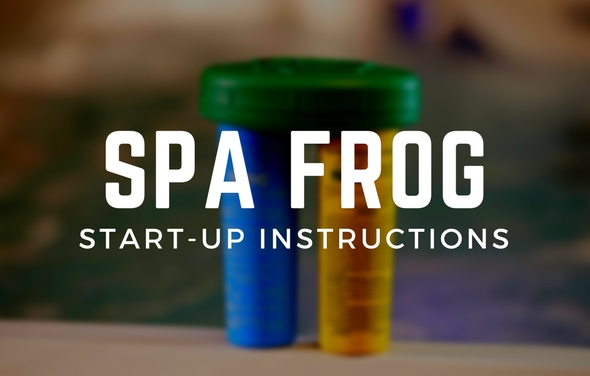 Spa Frog Floating System