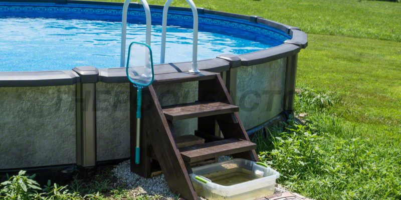 Above Ground Pool: Alfred T #12