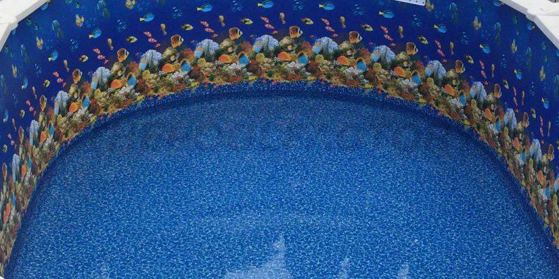 Carribbean Pool Liner