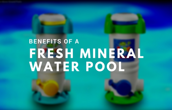 Benefits Of A Fresh Mineral Water Pool