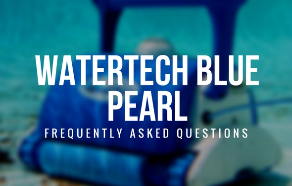 WaterTech Blue Pearl FAQ
