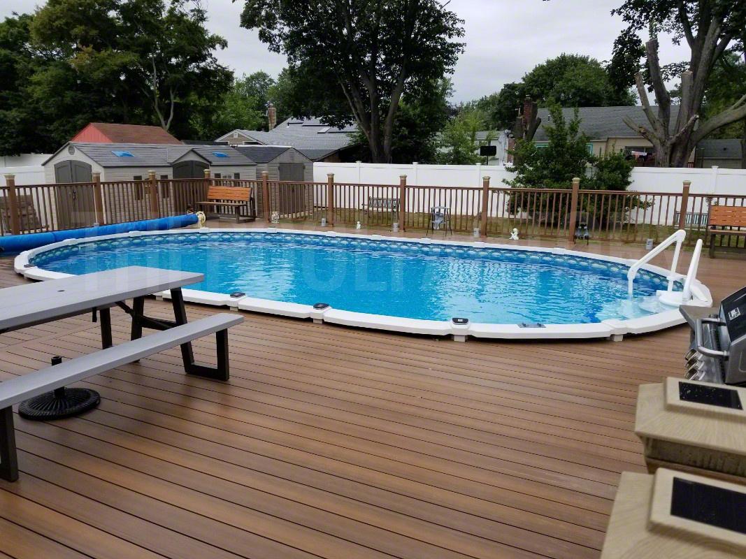 Pool Deck Ideas Full The