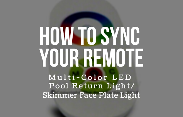 How To Sync Your Multi-Color LED Light Remote