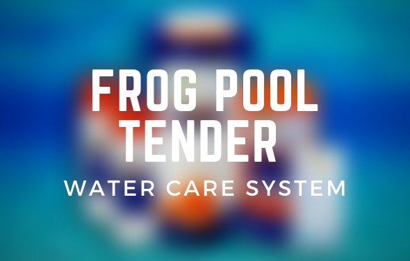 Frog Pool Tender Water Care System